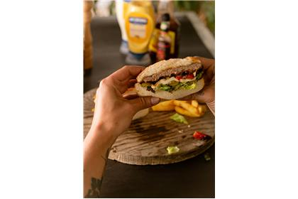 Ev Tipi Hamburger